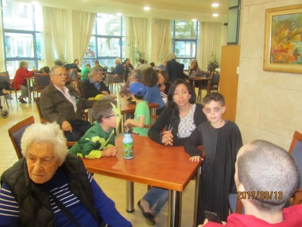 Purim Grandchildren March 2017 007