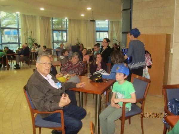 Purim Grandchildren March 2017 008