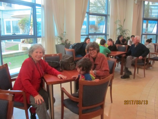 Purim Grandchildren March 2017 011