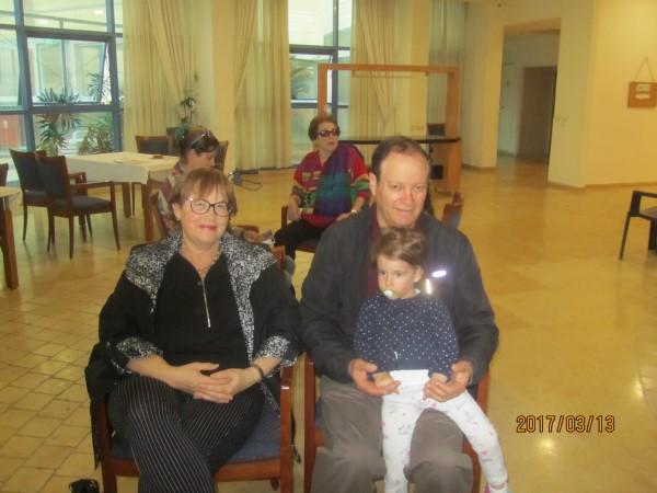 Purim Grandchildren March 2017 013