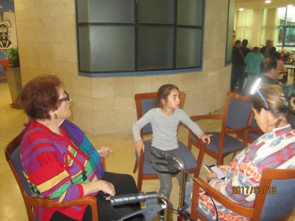 Purim Grandchildren March 2017 014