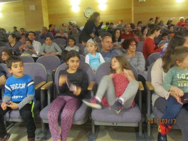 Purim Grandchildren March 2017 020