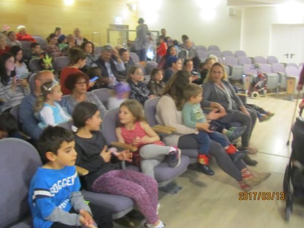 Purim Grandchildren March 2017 023