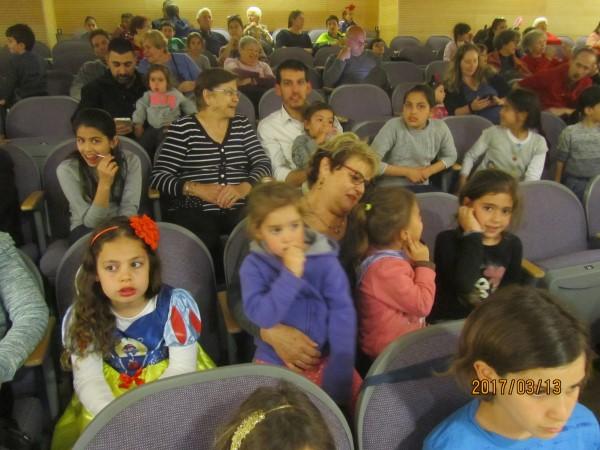 Purim Grandchildren March 2017 026