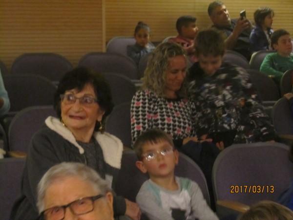 Purim Grandchildren March 2017 030