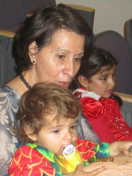 Purim Grandchildren March 2017 039