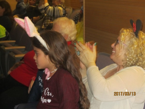 Purim Grandchildren March 2017 072