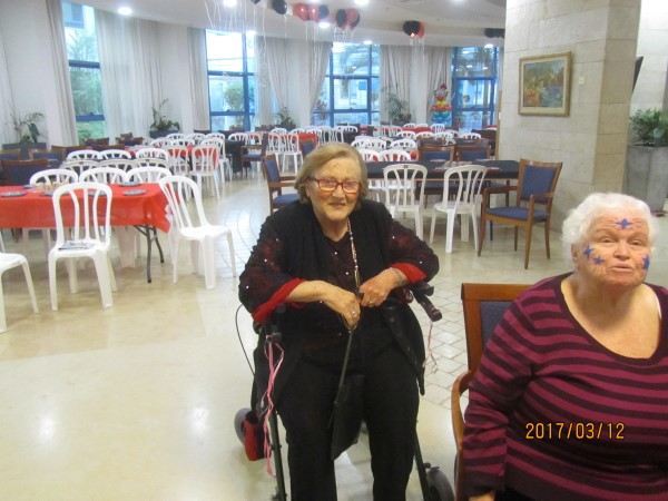 Purim Party 12.03.2017 002
