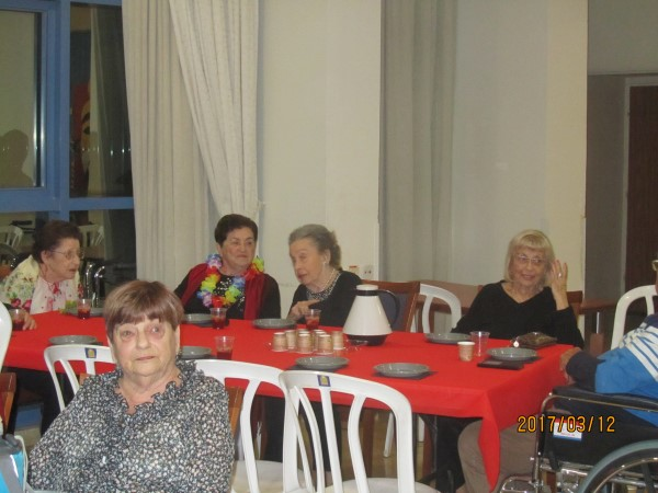 Purim Party 12.03.2017 015