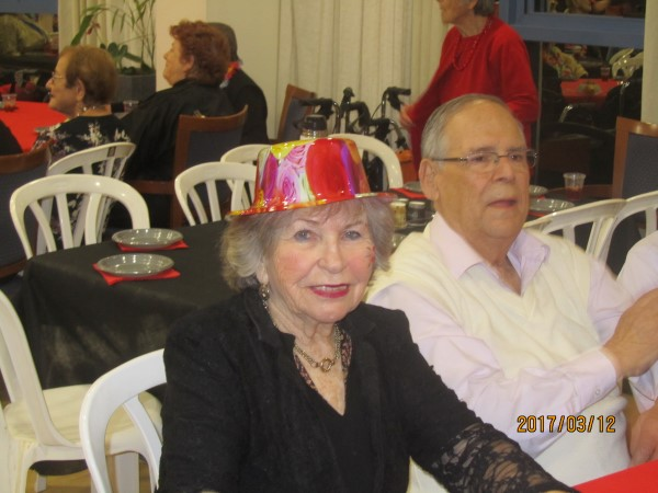 Purim Party 12.03.2017 027