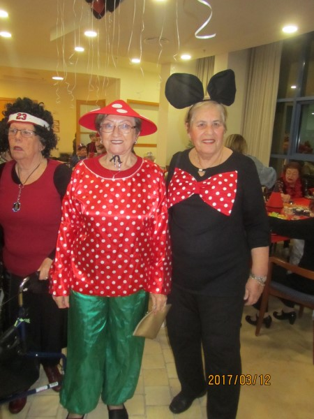 Purim Party 12.03.2017 035