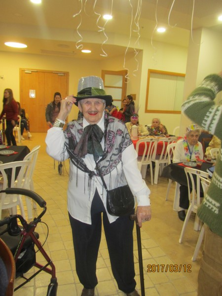 Purim Party 12.03.2017 038
