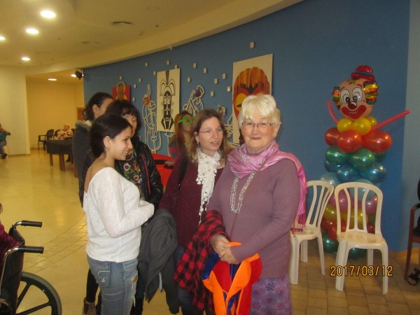 Purim Party 12.03.2017 040