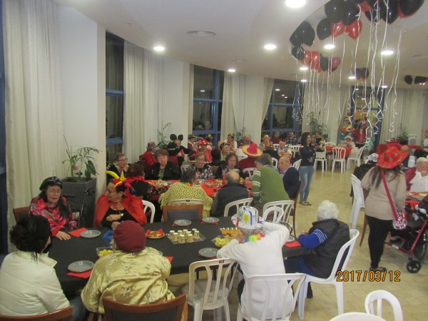 Purim Party 12.03.2017 050
