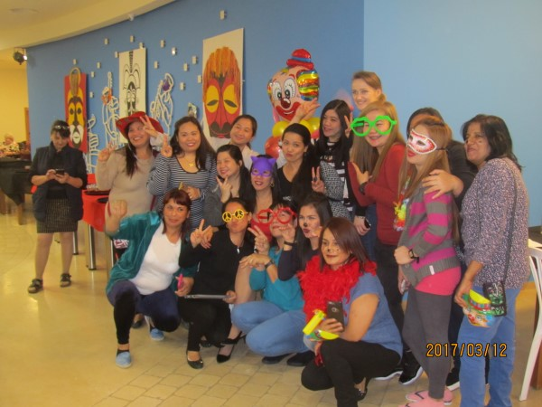 Purim Party 12.03.2017 052
