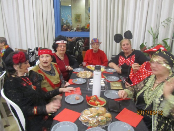 Purim Party 12.03.2017 054