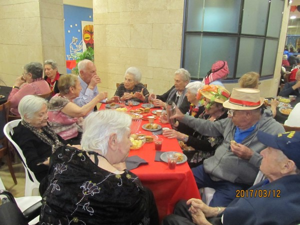 Purim Party 12.03.2017 065