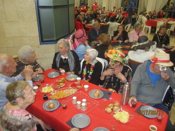 Purim Party 12.03.2017 068
