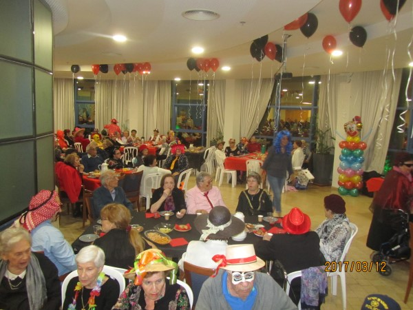 Purim Party 12.03.2017 069