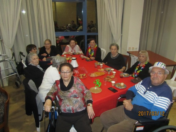 Purim Party 12.03.2017 071