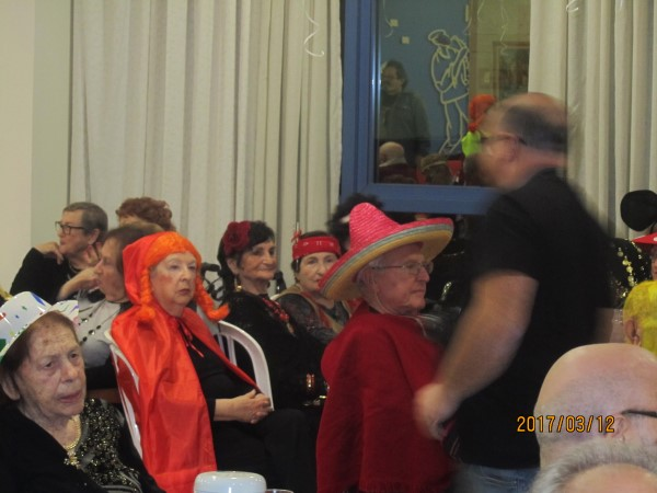 Purim Party 12.03.2017 086