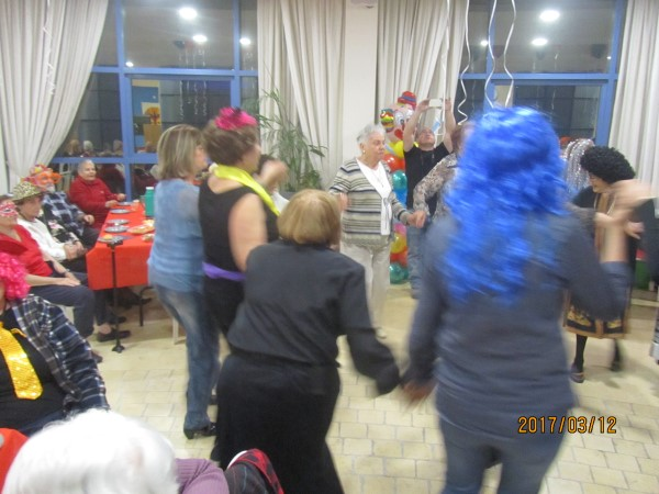 Purim Party 12.03.2017 091