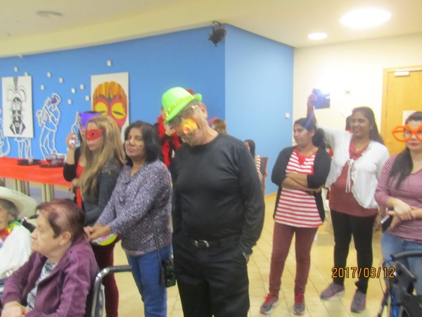 Purim Party 12.03.2017 097