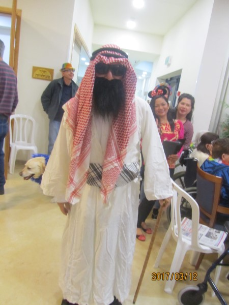 Purim Party 12.03.2017 099