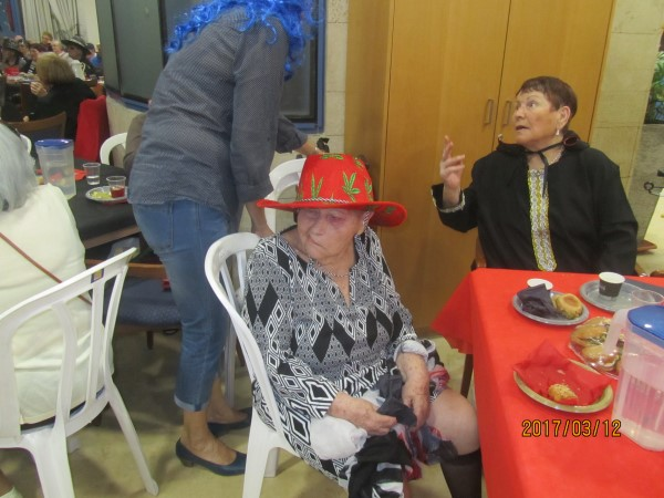 Purim Party 12.03.2017 100