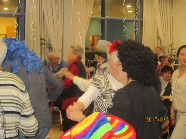 Purim Party 12.03.2017 107