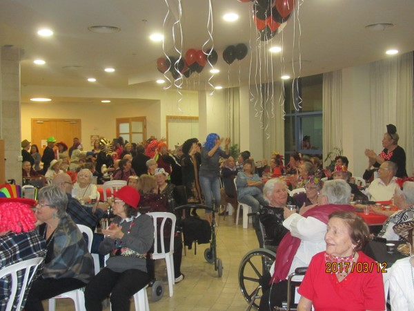 Purim Party 12.03.2017 110