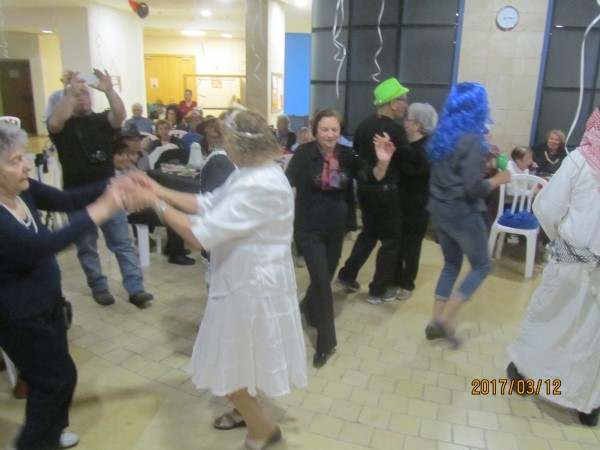 Purim Party 12.03.2017 112