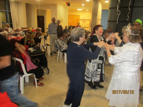 Purim Party 12.03.2017 113